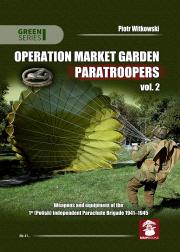 Forthcoming Operation Market Garden vol 2 front