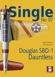 No 07 SBD 1 Dauntless