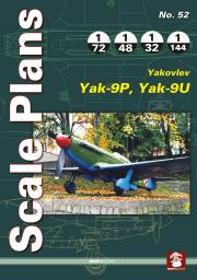 No 52 Yak 9P front