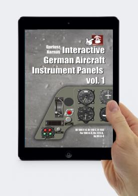 German Instrument Panels Vol. 1 ebook